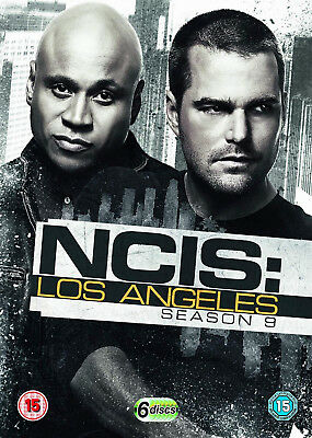 NCIS LOS ANGELES Complete Season 9 DVD 9th Nineth Series Nine Ninth 9th angales