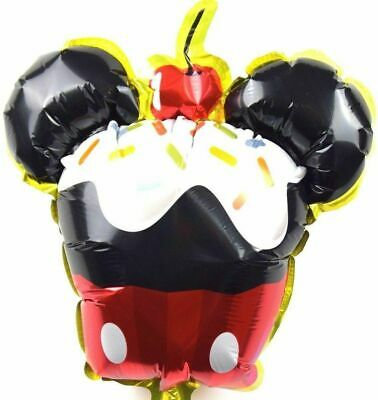 R8f11 Not Helium Balloon Micky Maus Disney Torte Folienballon