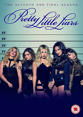 PRETTY LITTLE LIARS COMPLETE SERIES 7 DVD All Episodes Seventh Season UK NEW