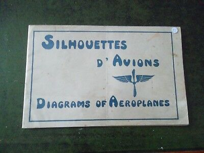 Silhouettes D'avions  Diagrams Of Aeroplanes