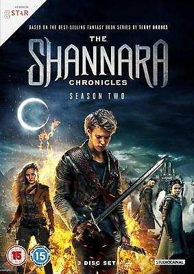 The Shannara Chronicles Season 2 DVD Brand New Sealed Quick & Fast Postage