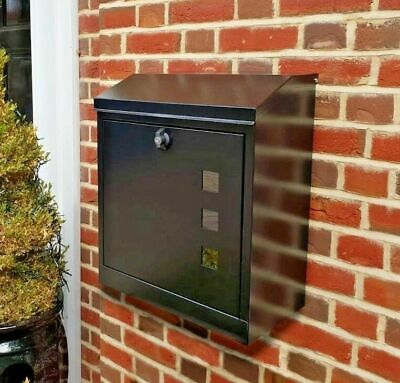 Never Miss A Parcel Again ! Weatherproof  Lockable Stunning Parcelbox/letter