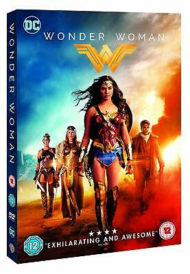 Wonder Woman DVD Brand New & Sealed Fast Postage