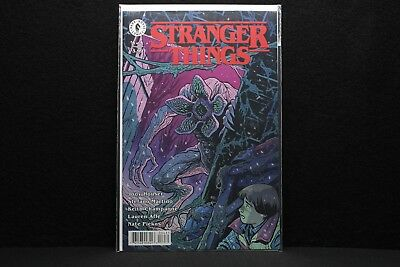 Stranger Things # 4: Ethan Young Variant Cover, Dark Horse Comics