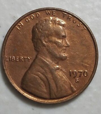 1970-S Large Date Ddo N Rpm Lincoln Memorial Cent