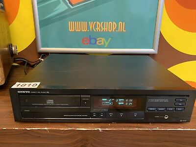 Onkyo DX-1500 - Compact Disc Player CD Player