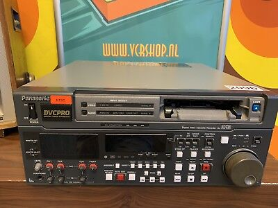 Panasonic AJ-D750P - DVCPRO Recorder - 110V NTSC (untested)