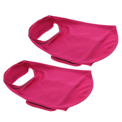 Blesiya 2x Anxiety Pet Vest Calming Compression Shirt Wrap for All Size Dog