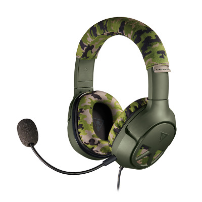 Turtle Beach Recon Xbox One, PS4, PC, Switch Headset - Camo. Limited Edition