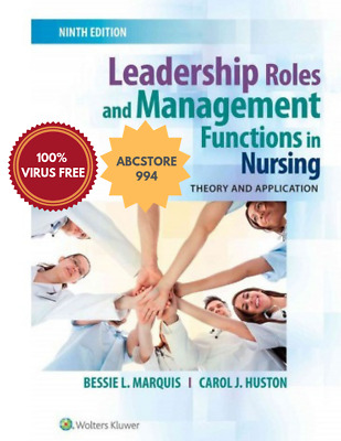(PDF) Leadership Roles and Management Functions in Nursing 9th Edition