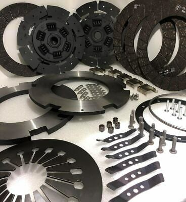 Tvr   Twin Plate Clutch Service Exchange