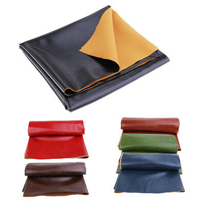 PU Heavy Duty Faux Leather Upholstery Material Car Leatherette Fabric
