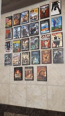 38 used DVD LOT -All genres for Kids and Adults