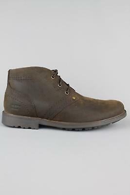 6a9b227e6f7cd Caterpillar CAT Carsen Mid P714209 Brown Tan Desert Chukka Smart Casual  Boots