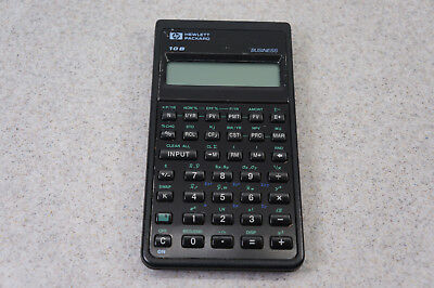 HP 10B Business Financial Calculator  Hewlett Packard
