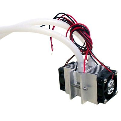 1X(DIY kits Thermoelectric Peltier Refrigeration Cooling System Water cooli D1L8