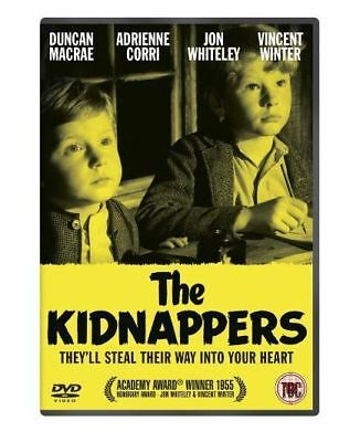 The Kidnappers (1953) DVD, Duncan Macrae, Adrienne Corri (New, Factory Sealed)