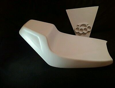 Streetfighter  motorcycle Seat Tail Unit sitz Fairing with knuckle undertail