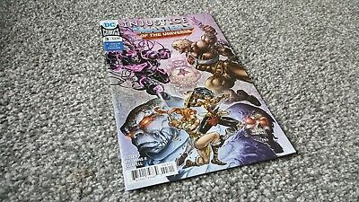 INJUSTICE vs MASTERS OF THE UNIVERSE #3 of 6 (2018) DC MINI-SERIES