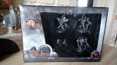 Rare OOP Rackham AT-43 Bane Goliaths