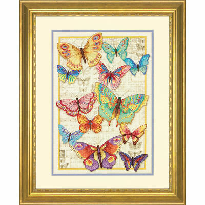 Butterfly Beauty  - Cross Stitch Chart - Digital Format