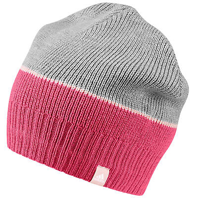 32e84fb7cc5 LIVERPOOL PINK KNITTED Beanie Hat By Adidas One Size Fits All Brand ...