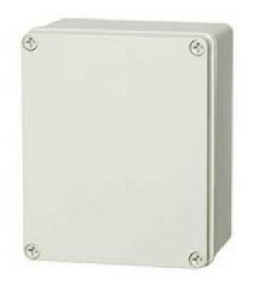 Fibox PICCOLO SERIES POLYCARBONATE ENCLOSURE Grey- 140x170x95mm Or 140x230x95mm