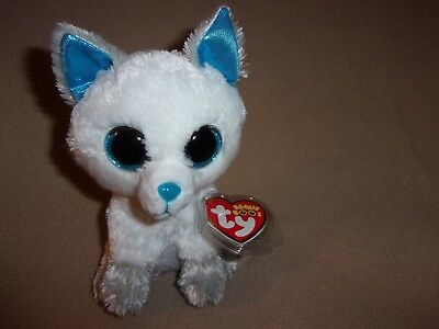 TY MWMT FROST The Fox Beanie Boos- 6