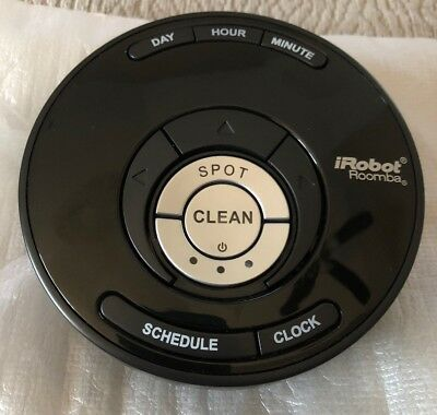 iRobot Roomba Robotic Vacuum Cleaner Wireless Command Center Black 804-WCC