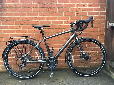 53eee9e8c88 CANNONDALE TOURING ULTIMATE 650c 51cm Charcoal Grey - £937.00 ...
