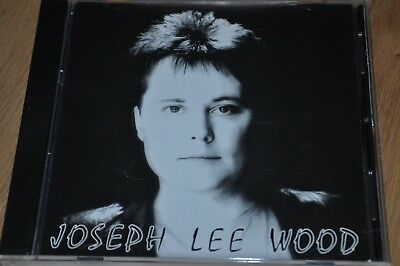 JOSEPH LEE WOOD s/t CD STAN BUSH BEAU COUP rare AOR INDIE WORRALL