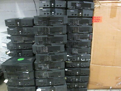 Broken Lot Of 10 Microsoft Xbox Original Console Only 3693