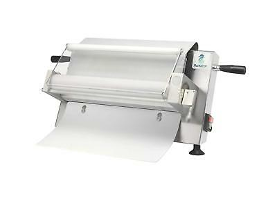 Pastaline Maxi Sfogly NSF Pro Electric Pastry Dough Roller Fondant Sheeter 220V