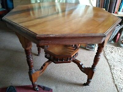 Victorian Octagonal Occasional / Dining Table