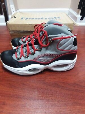 official photos f1f65 8df09 Reebok Question Mid