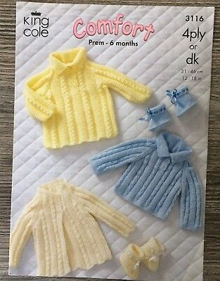 8684e4d69 KING COLE 3366 Baby s Matinee