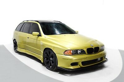2000 BMW 5-Series 4.4 2000 BMW 5-series SWAPM62 ENGINE WAGON WIDE BODY ,