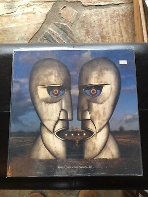 Pink Floyd ‎– The Division Bell 1994 Original US Pressing SEALED