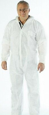 Disposable Boiler Suit  Polyprop Coveralls Overall Protective  Decorate Paint