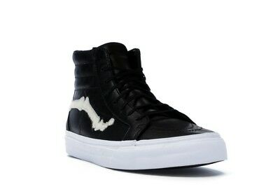 f7dbf0fbb0 BLENDS X VANS Vault SK8 Hi Reissue Zip LX Black White Pony 8.5 ...