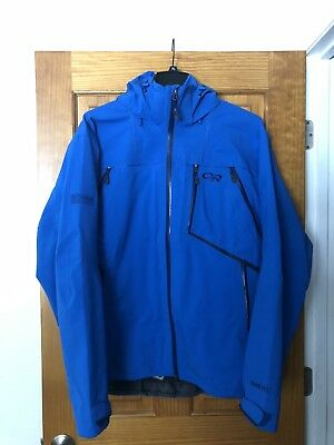 a7e0b324 Outdoor Research Mens Vanguard Gore-Tex Soft Shell Jacket-XL Mint Cond. Used
