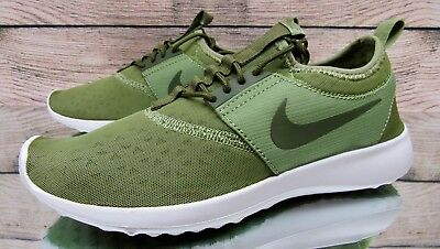 reputable site 7f30d 17ca3 Nike Juvenate Palm Green Black 724979-309 Running Shoes Women s Size 8.5