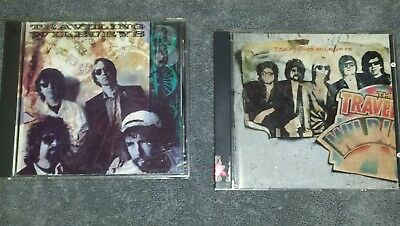 The Traveling Wilburys Vol. 1 & Vol. 3 CD