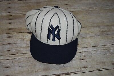 cef8d1407a1 EUC Cooperstown Collection 1921 New York Yankees American Needle Hat 7 3 8