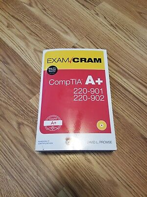Exam Cram: CompTIA a+ 220-901 and 220-902 Practice Questions Exam Cram by David…