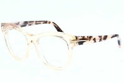Brand New Tom Ford Tf 5463 045 Pink Eyeglasses Authentic Frame Rx Tf5463 52-19