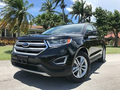 2015 Ford Edge SEL 4X4 4WD $25K RETAIL! NOT A MISTAKE!  LOADED - AWD - TOW - NAV + MORE! MURANO CR-V 16 17