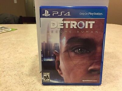 detroit become human ps4 game