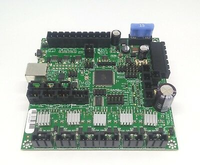 Rambo 1.3L Controller Board Genuine Ultimachine for 3D printer and CNC