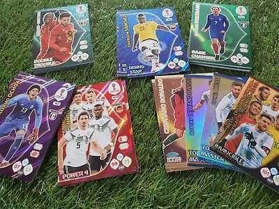 Panini XL Adrenalyn FIFA WM 2018 Russia Trading Special Cards wählen / choose